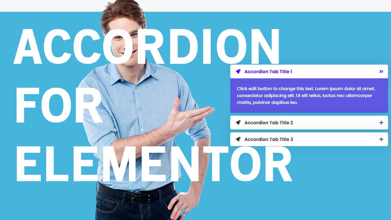 Accordion For Elementor Page Builder