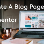 Create A Blog Page With Elementor