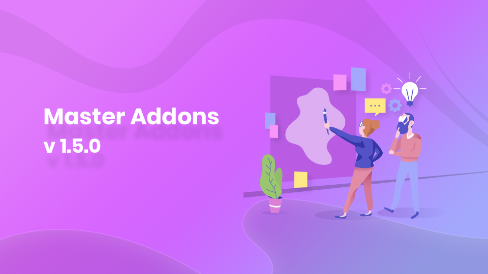 Display Conditions, Entrance Animation, Gallery Slider – Master Addons Update 1.5.0